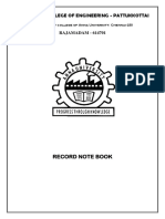 Computer Networks Manual