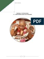 Introducción a la filosofía del Bhakti