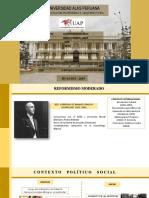 Arq Peruana II - 1956- 1968