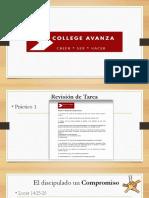 Clase 3 College Avanza 2019-09102019