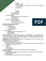 AR 435 Midterm Notes1