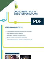 SOCIAL+MEDIA+POLICY+_+CRISIS+RESPONSE+PLANS.pptx