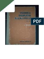 Tehnica Ingrijirii Bolnavului-Carol Mozes - Vol.1 editia- 1978