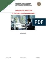 NTICS 2. EL FUTURO SEGUN MICROSOFT.docx