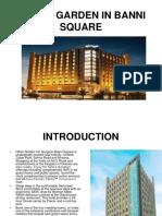 Hilton Garden in Banni Square