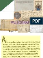 Introducción a La Paleografía y La Diplomática