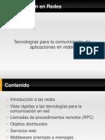 Introducción a las tecnologías de aplicaciones en red
