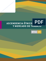 Informe Final Afrodescendencia y Mercado Laboral 2017