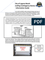 Floodplain Information Handout - Updated March 2015