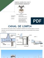 Canal de Limpia