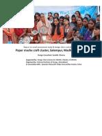 Paper Mache Madhu Ban i