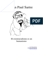 Apuntes Sobre Sartre