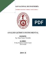 Informe Analisis Instrumental