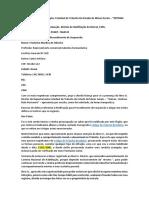 Defesa Frederico Processo Administrativo Cnh