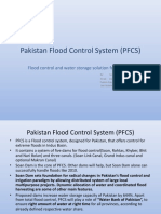 Pakistan Flood Control System PFCS Flood