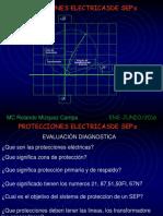 Materia Protecciones de Sep's Ose 1805 v1