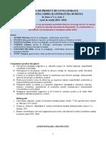 Limba Si Literatura Romana Cl.v 2019-2020