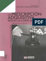 LA PRESCRIPCION ADQUISITIVA.pdf