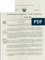 AUTORIZAN CONVERSIÓN DE PRONOE NO ESTATALES A CENTROS DE EDUCACIÓN BÁSICA ALTERNATIVA DE GESTIÓN PRIVADA - UGEL 05