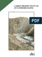 Onshore Petroleum Potential 2006