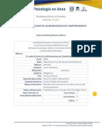Programación de Actividades 0303 2020-1