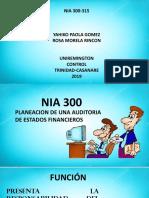 NIA 300-315