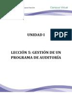 RUC._Auditoria