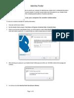Identity Finder - Pcv5