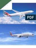 Upcoming Fleet of Emirates