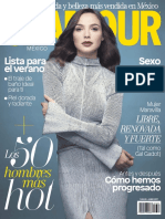 Glamour Mexico - Junio 2017