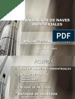 Valuacion de Naves Industriales