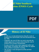 El Nino-La Nina