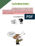 Dilemas Éticos Clase 2