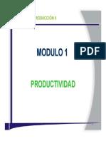 Acetatos - Módulo 1