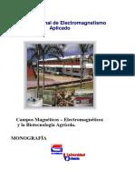 Campos magnéticos-electromagnéticos y labiotecnología