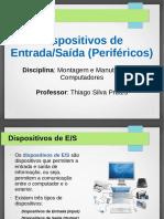Dispositivos de ES
