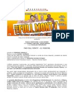 Comunicato Stampa the FULL MONTY