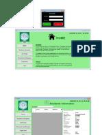 Barangay Information Management System GUI