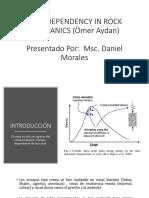 Time-Dependency in Rock Mechanics (Ömer Aydan)