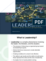 Chap001_ppt_8e - Understanding Leadership and Ways to Develop Leadership