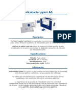 Helicobacter Pylori AG