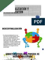 Diapositivas de decentralización