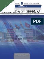 Estudios en Seguridad y Defensa - CEESEDEN
