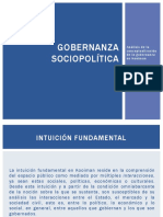 Gobernanza sociopolítica (Kooiman)