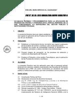 Directiva Nº 20-2017