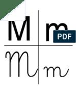 consonantes primero básico