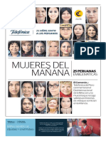 Mujeres del mañana - Tarcila Rivera Zea
