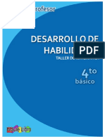 Libro del Profesor Habilidades 4° LENGUAJE_1