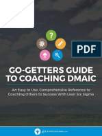 Go Getters Guide to Coaching DMAIC P205 3 GoLeanSixSigma.com v2