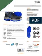 TRX TPU Zapato
